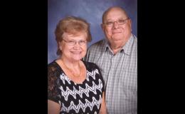 Sue and Dick Olson