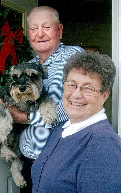 Bill and Joyce Wrich