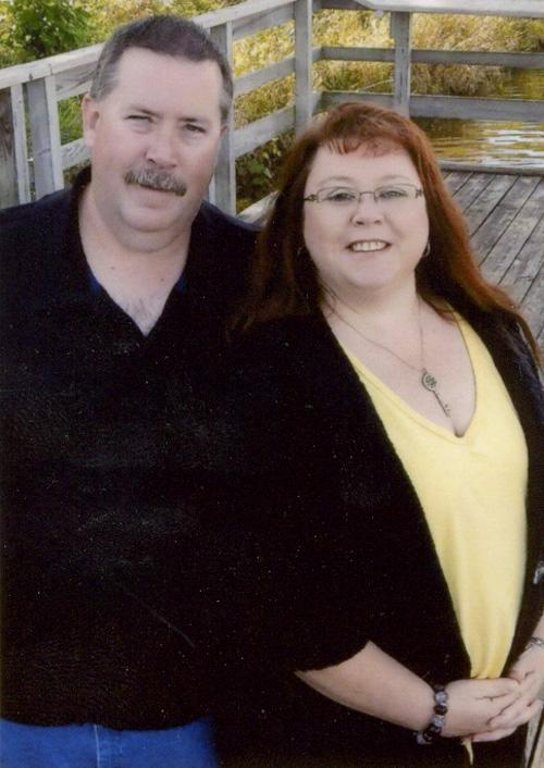 David and Tyla Bradley