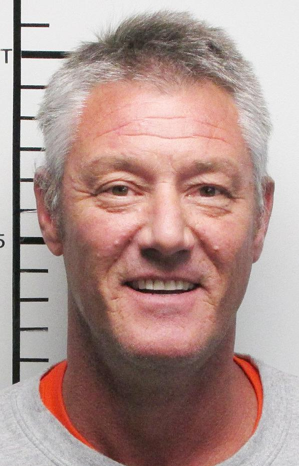 Cooper ...accused of buying bomb-making materials