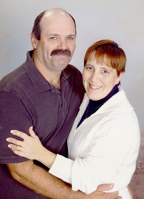 Bob and Melissa Golden
