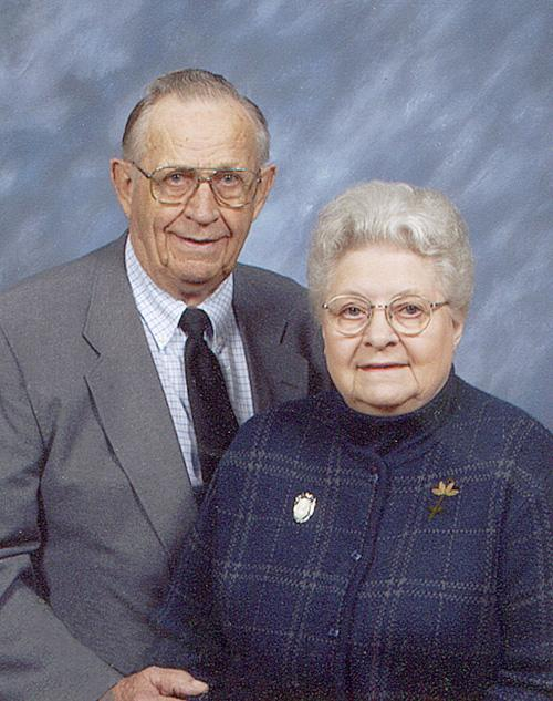 Lester and Viola Hass