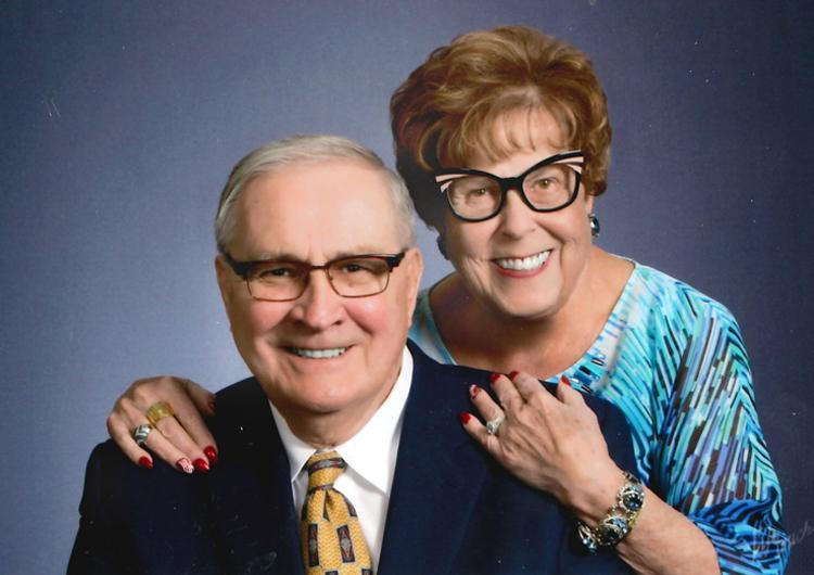 Leonard and Celine Kay