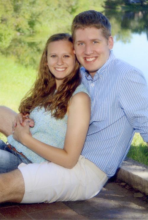 Allison Kite and Jonathan Hackbart