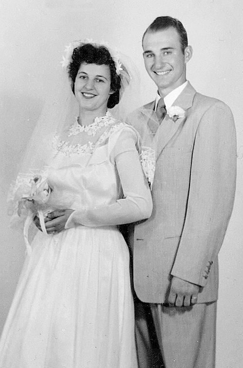 Rosemary and Virgil Koppold