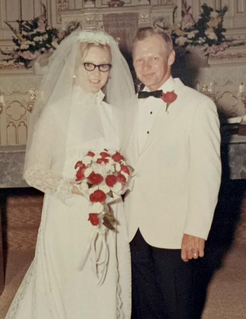 Jeannie and Mike Schaben