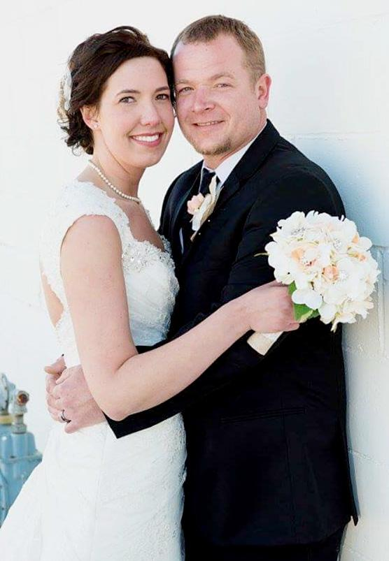Nicole and Todd Shults