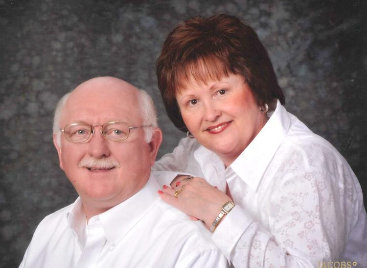 Terry and LaVonne Schulte