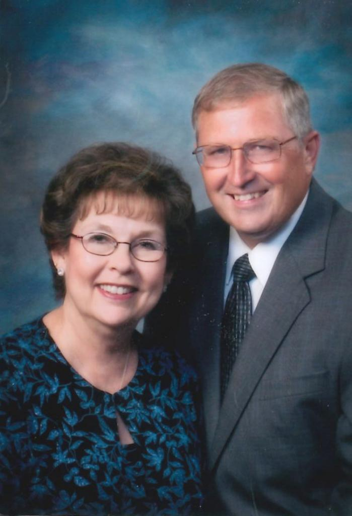 Zita and Gaylen Smith