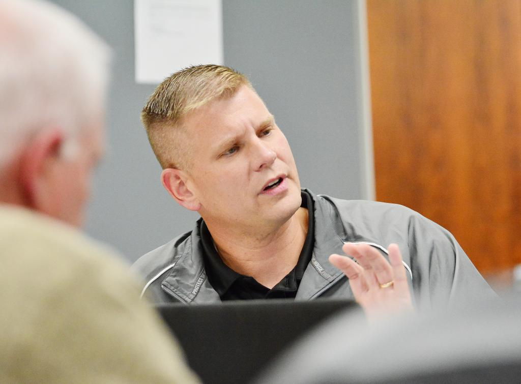 """Allegations made of medical privacy intrusion, low staff morale, fear of job loss, failure to protect an employee from sexual orientation discrimination and a """"toxic"""" work environment created by HCS Superintendent of Schools Justin Wagner from some staff in the Harlan Community Schools. An independent investigator has been hired to review these and other claims."""