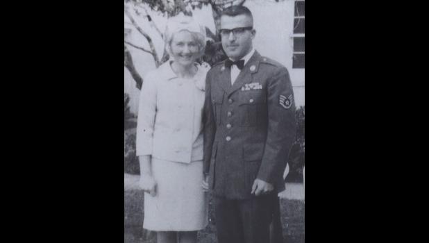 Gloria and Phil Clark