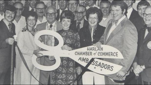 Grand Opening Photo from 1974