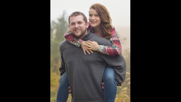 Marcus Erwin and Amanda Findlay