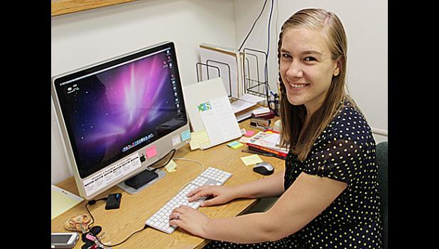 Sarah Muller, Harlan Newspapers summer intern