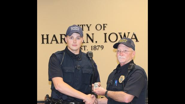 Hoss New Harlan Police Officer Harlan Newspapers