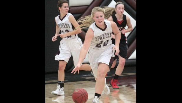 kimballton girls Elk horn — in the better part of three seasons, sophia peppers has grown from being a promising freshman to one of the main faces to exira-elk horn-kimballton's success in girls basketball.