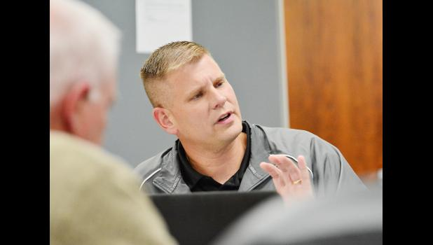 "Allegations made of medical privacy intrusion, low staff morale, fear of job loss, failure to protect an employee from sexual orientation discrimination and a ""toxic"" work environment created by HCS Superintendent of Schools Justin Wagner from some staff in the Harlan Community Schools. An independent investigator has been hired to review these and other claims."