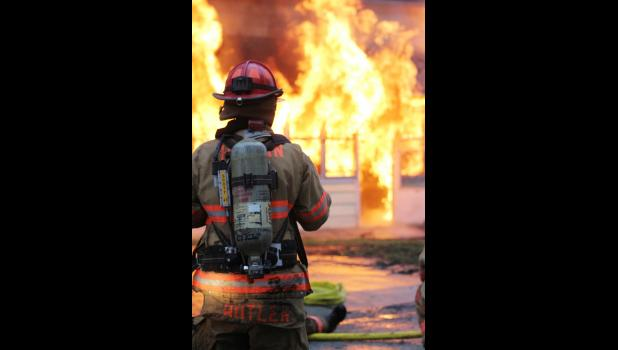 The Harlan Fire Department is always looking for energetic individuals looking to serve their community. Contact any firefighter for an application.