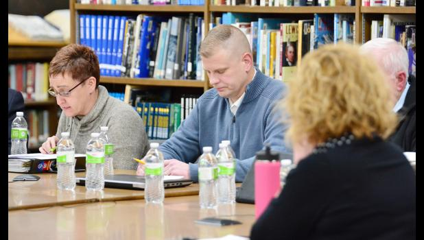 An independent investigation of allegations made against HCS Superintendent of Schools Justin Wagner continues.  At Monday's regular school board meeting, the board entered closed session to evaluate an individual, but after 5 1/2 hours no action was taken.
