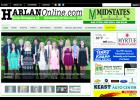 Harlan Newspapers introduces new web site