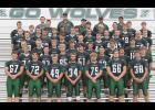 IKM-MANNING FOOTBALL TEAM