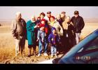 Four generations of the Petersen family gathered for the dedication of the Vern and Wilmer Petersen Wildlife Management Area in Shelby County back in 1993.